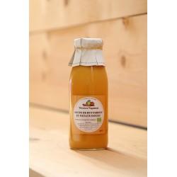Soupe Butternut Patate Douce Bio 48cl