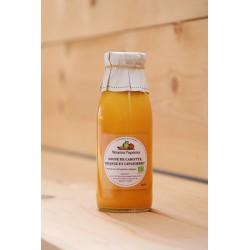 Soupe Carotte Orange Gingembre Bio 48cl