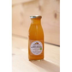 Soupe Carotte Orange Gingembre Bio 23cl